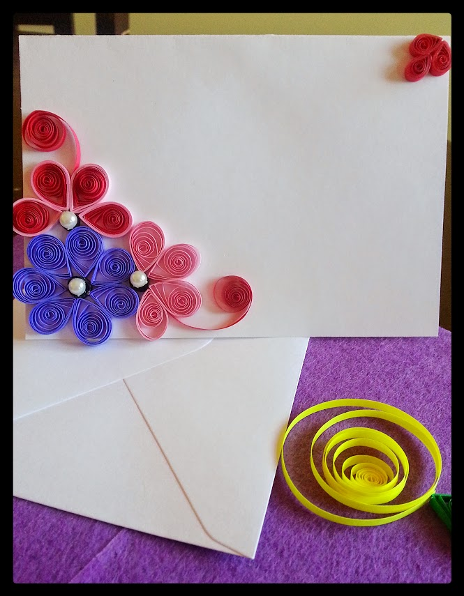 Quilled greeting card tinyminyblog diy quilled greeting card quilled card1final 4 quilled card11 m4hsunfo